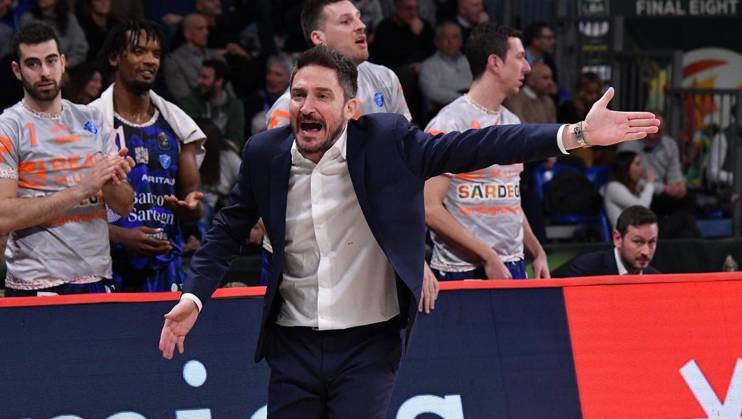 La Dinamo Sassari ritrova a Roma la vittoria in LBA