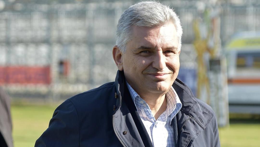 Maurizio Stirpe. LaPresse