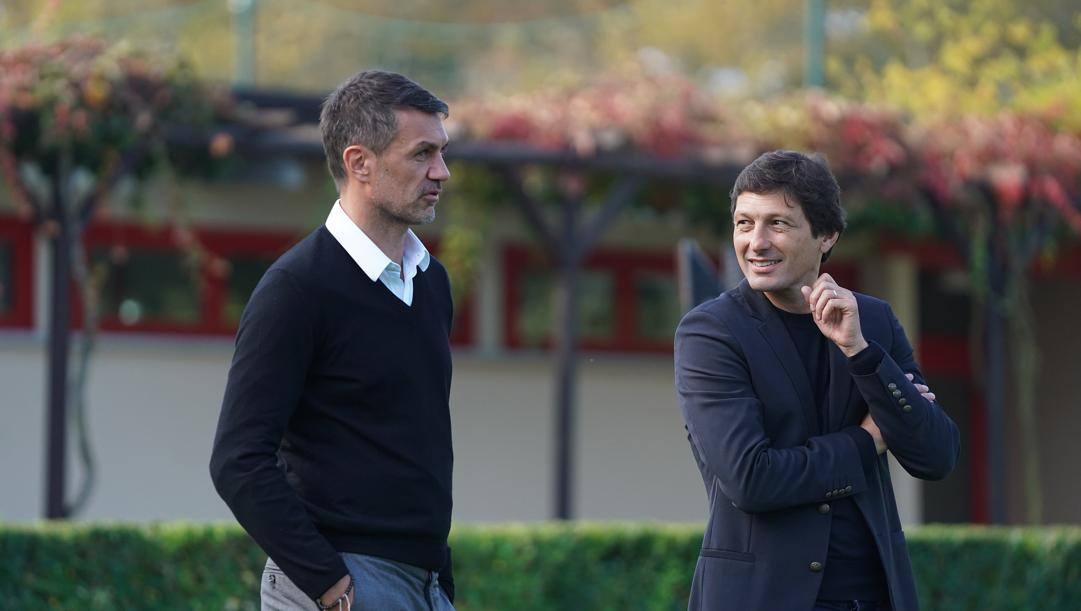 Paolo Maldini, 51 anni. Lapresse
