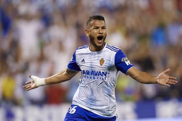 Luis Suarez, 22 anni, colombiano del Saragozza, 17 gol in Segunda finora