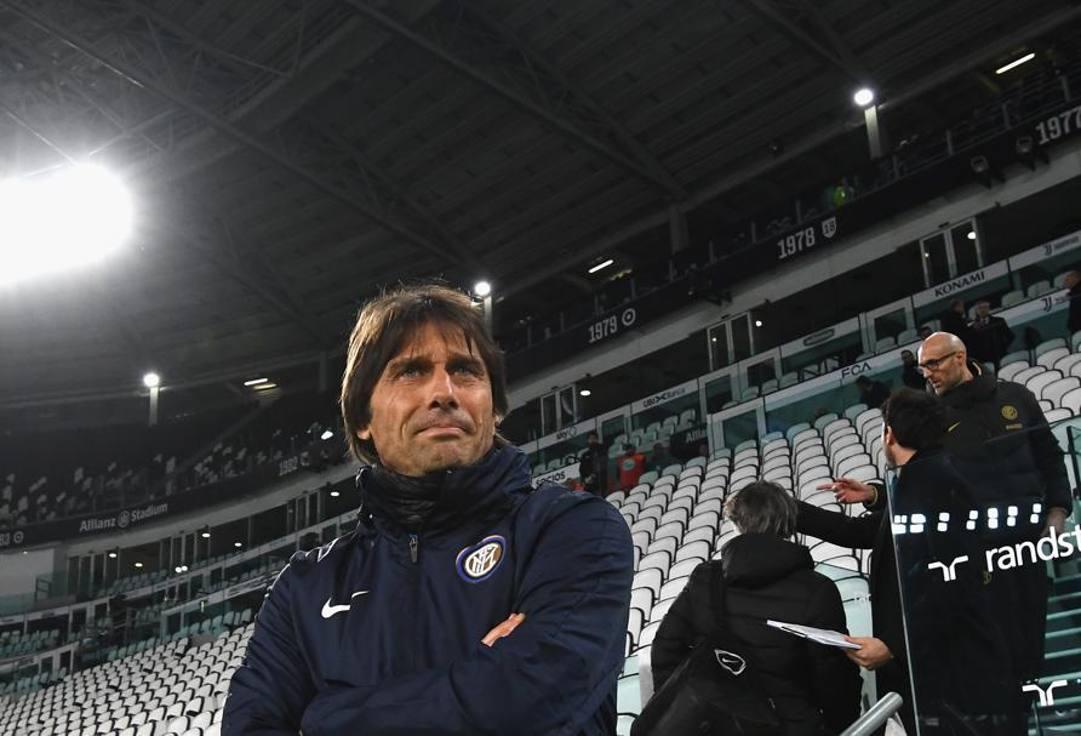 Antonio Conte, 50 anni. Getty Images