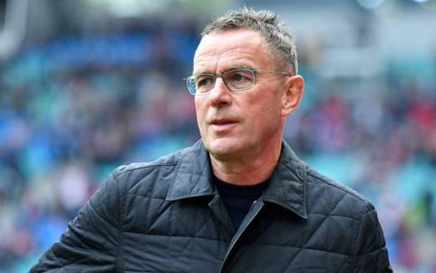 Ralf Rangnick, 61 anni. (Afp)