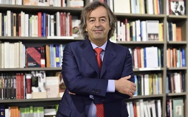 Il professor Roberto Burioni. Ansa