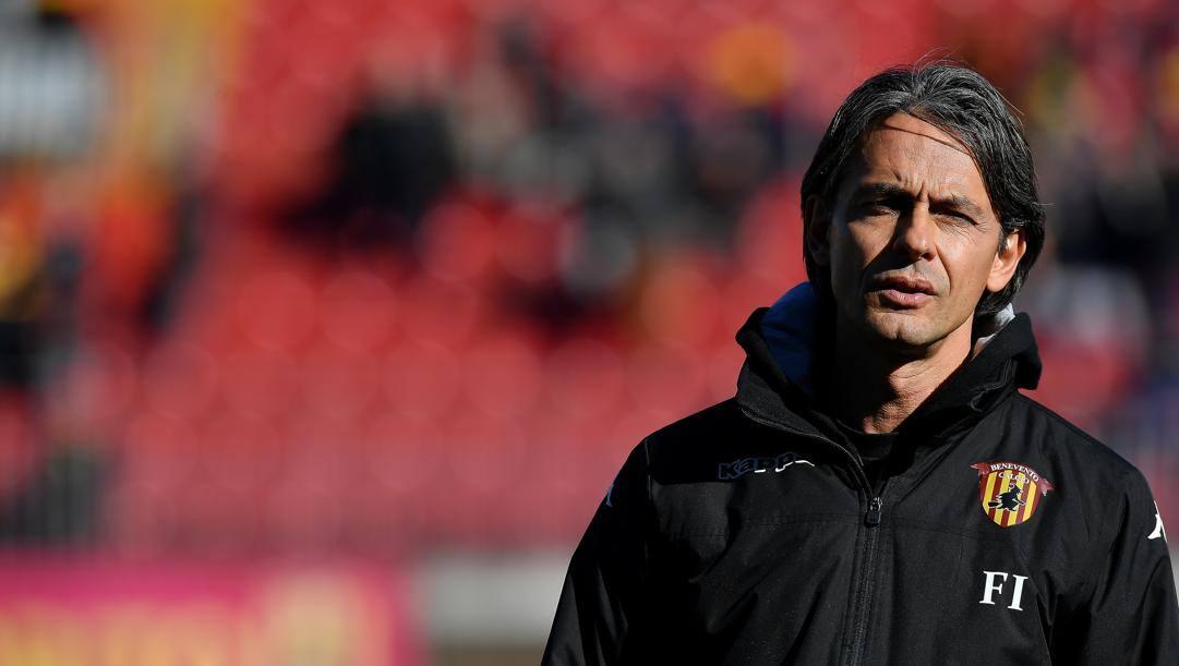 Filippo Inzaghi, 46 anni. Lapresse
