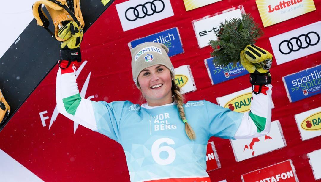 Michela Moioli, 24 anni. Getty