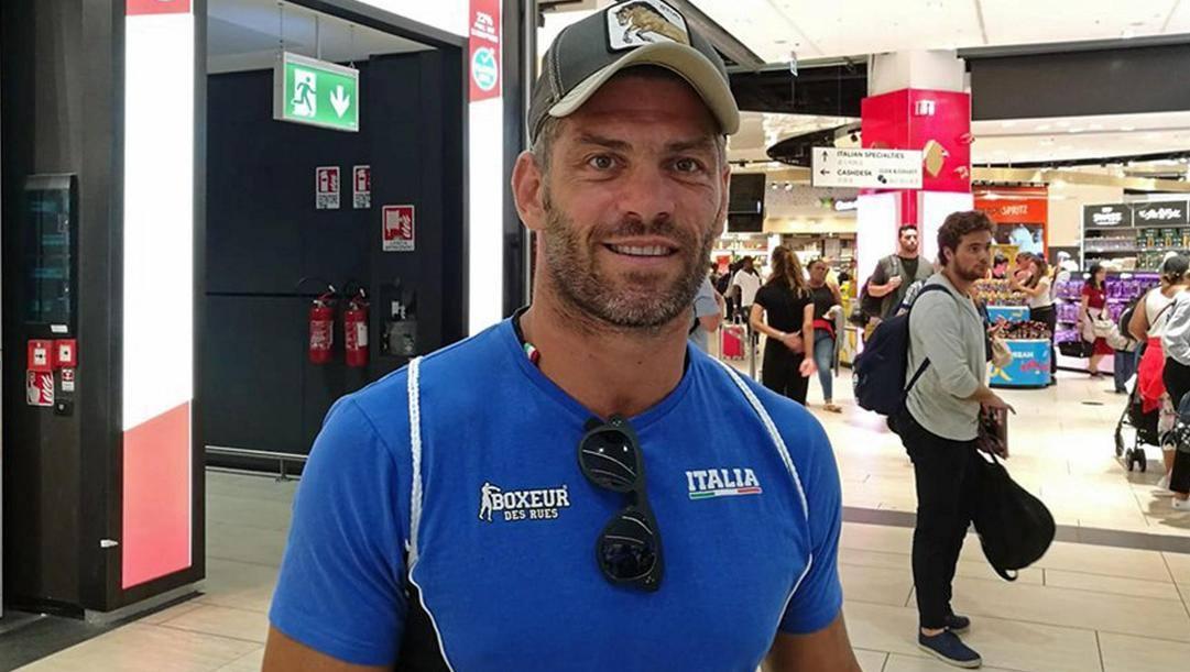 Clemente Russo, 37 anni