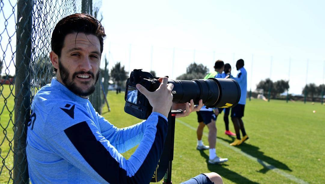 Luis Alberto, 27 anni. Getty
