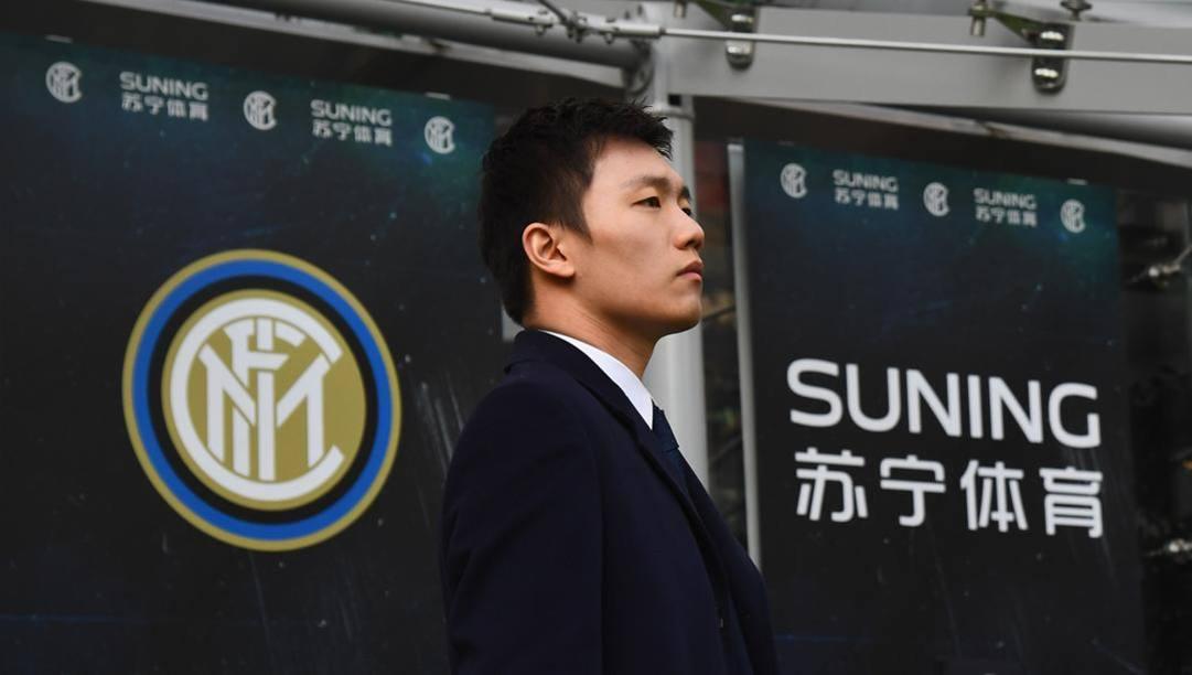 Steven Zhang, 29 anni. Getty