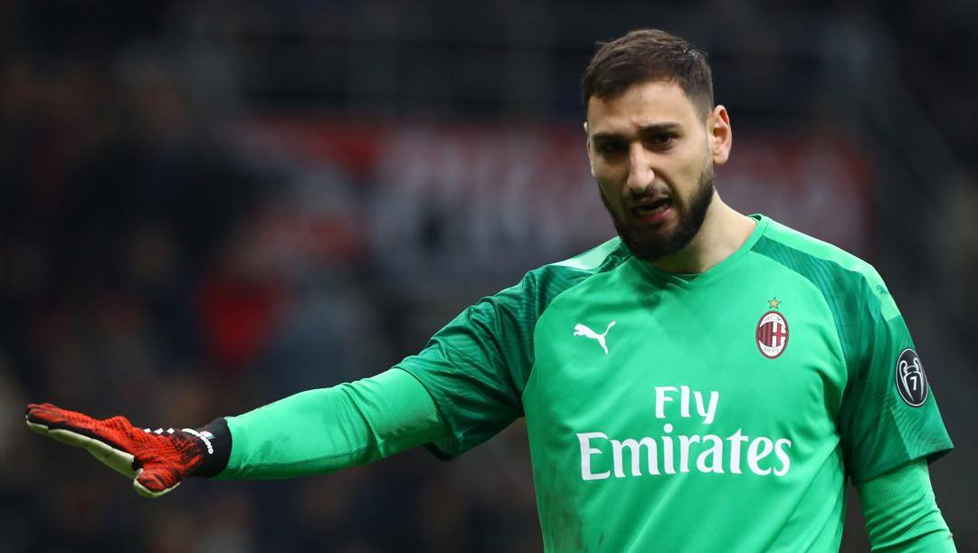 Gianluigi Donnarumma, 21 anni. Getty