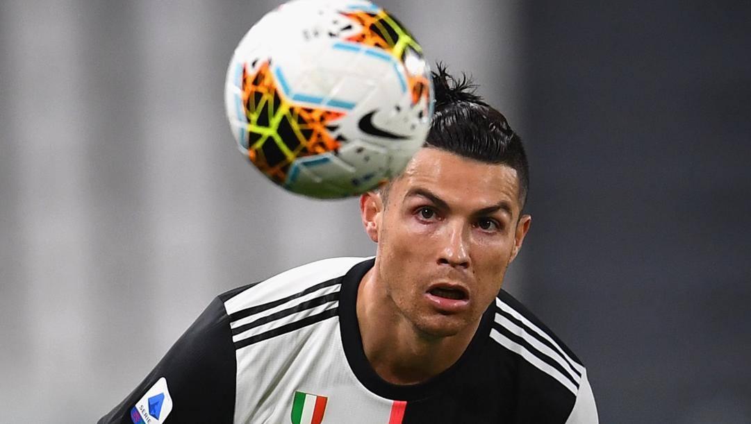 Cristiano Ronaldo, 35 anni. Getty