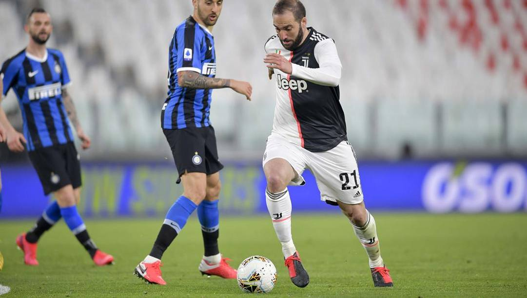 Gonzalo Higuain, 32 anni. Getty Images