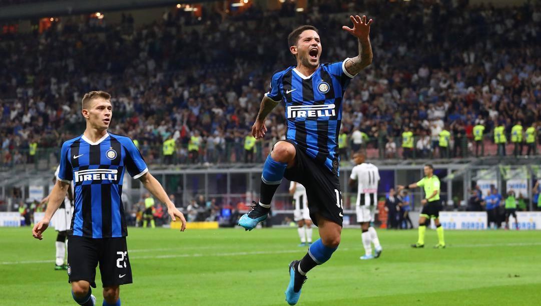 Stefano Sensi, 24 anni, Inter GETTY