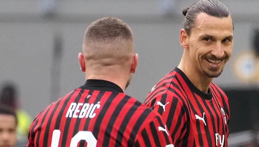Ibrahimovic e Rebic: quale futuro al Milan? Bozzani Fabio