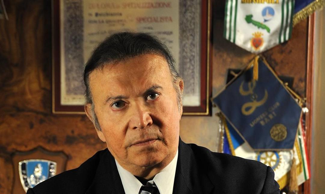 Vincenzo Maria Mastronardi, 75 anni, psicoterapeuta Università studi internazionali di Roma.