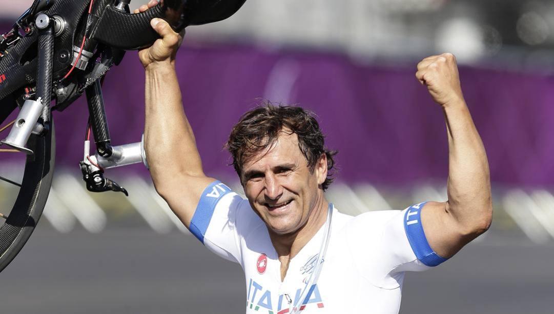 Alex Zanardi, 53 anni