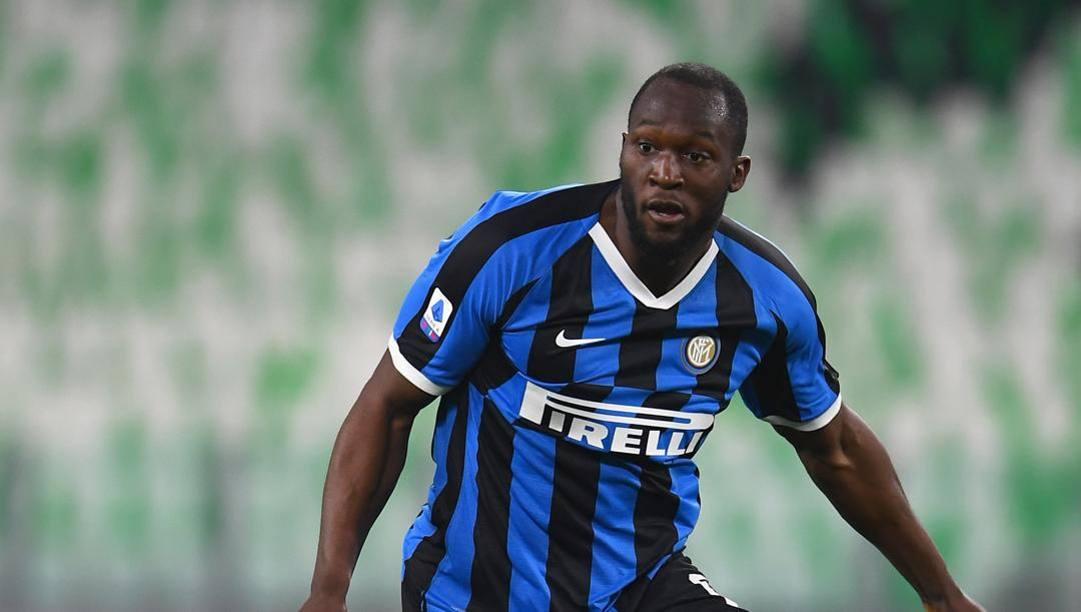 L'ultima partita di Lukaku è Juventus-Inter dell'8 marzo, prima dello stop. Getty