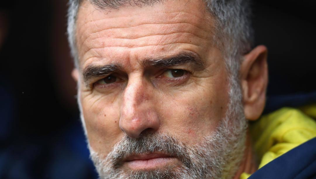 Mauro Tassotti è l'assistente di Andriy Shevchenko sulla panchina della Nazionale ucraina. Getty