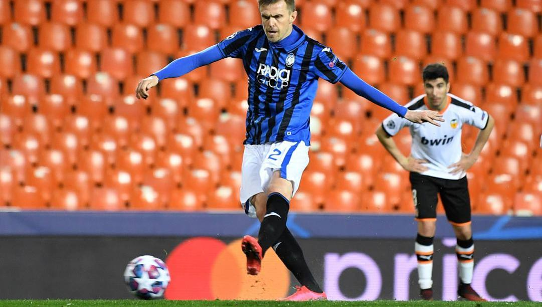 Josip Ilicic, rivelazione della stagione a livello europeo. Epa