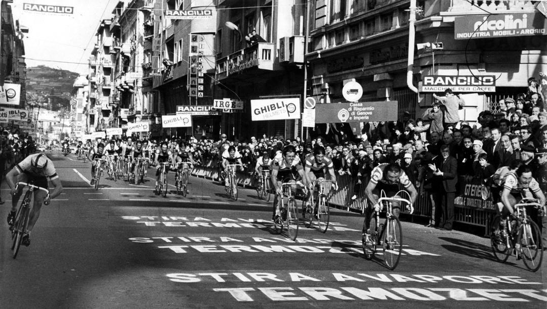 Pierino Gavazzi vince la Milano-Sanremo: è il 19 marzo 1980. Rcs
