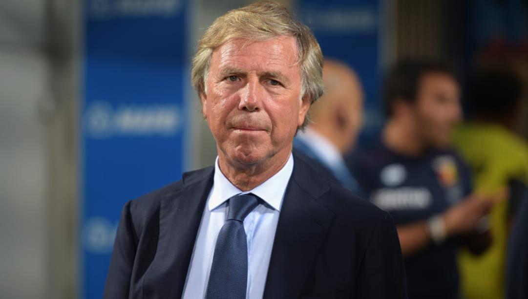 Enrico Preziosi, 72 anni. (Getty Images)