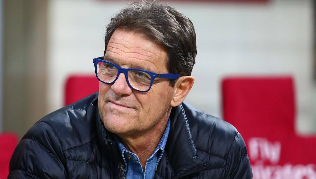 Fabio Capello, 73 anni. (Lapresse)