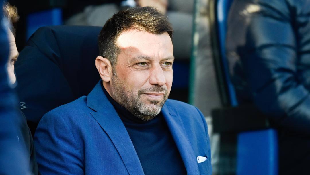 Roberto D'Aversa ha portato il Parma dalla C alla A. Lapresse