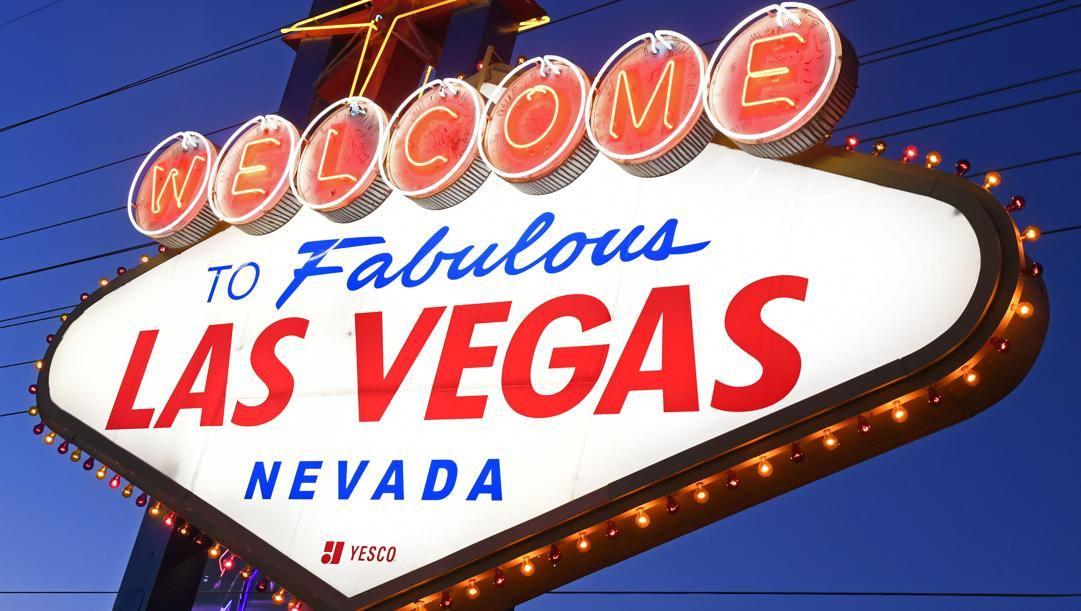 Las Vegas ha quasi 650mila abitanti: nel 2007 ha ospitato l'All Star Game Nba. Afp