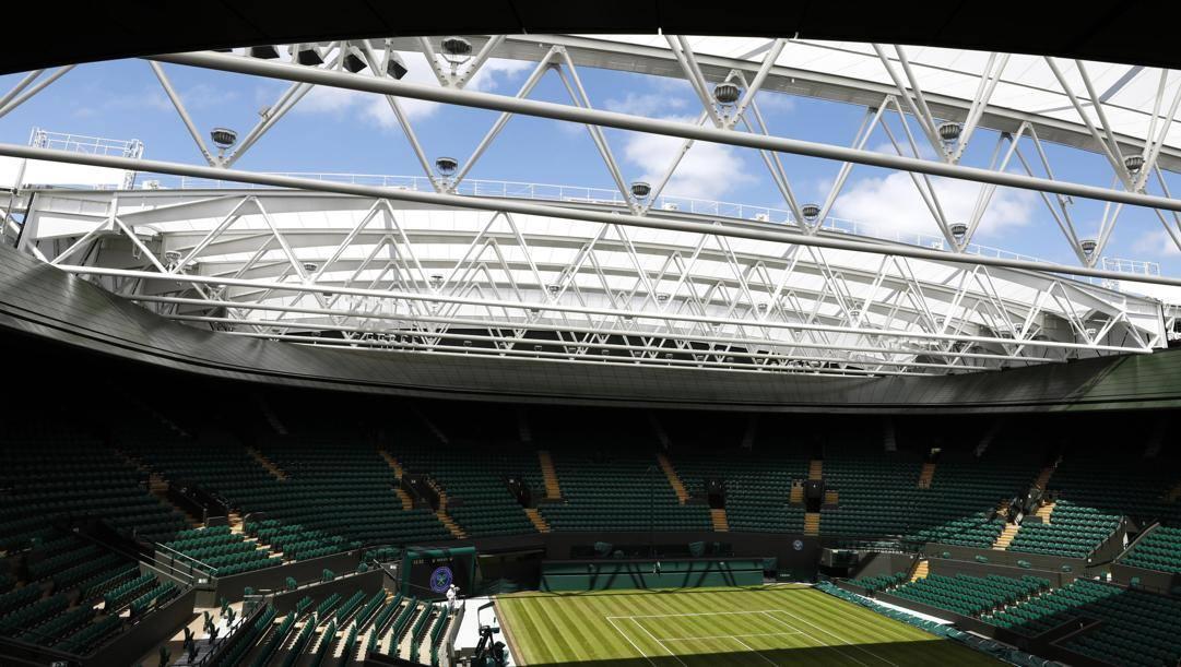 Wimbledon a rischio, verso estate senza tennis
