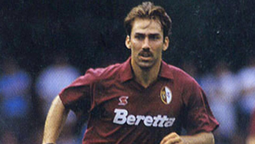 Martin Vazquez, al Torino dal 1990 al 1992