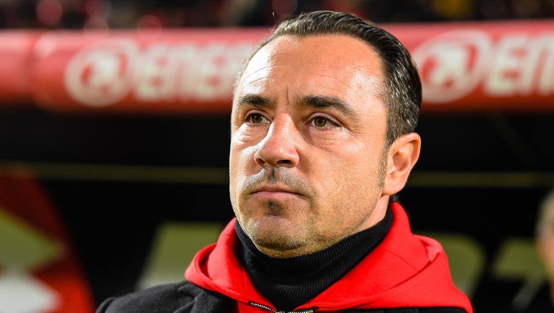 Cristian Brocchi, 44 anni. Lapresse