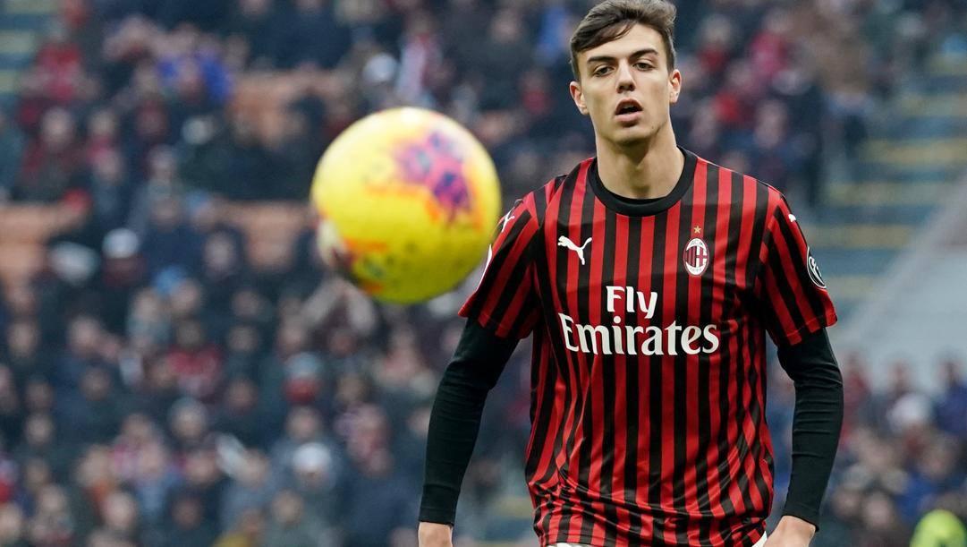 Daniel Maldini, 18 anni. Lapresse