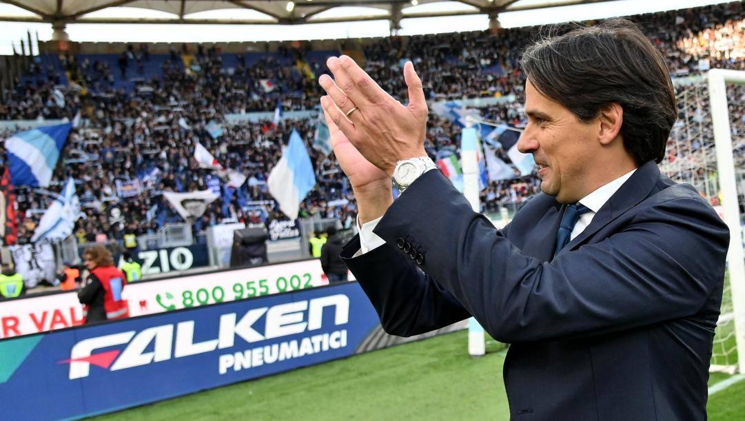 Simone Inzaghi, compie oggi 44 anni. Getty