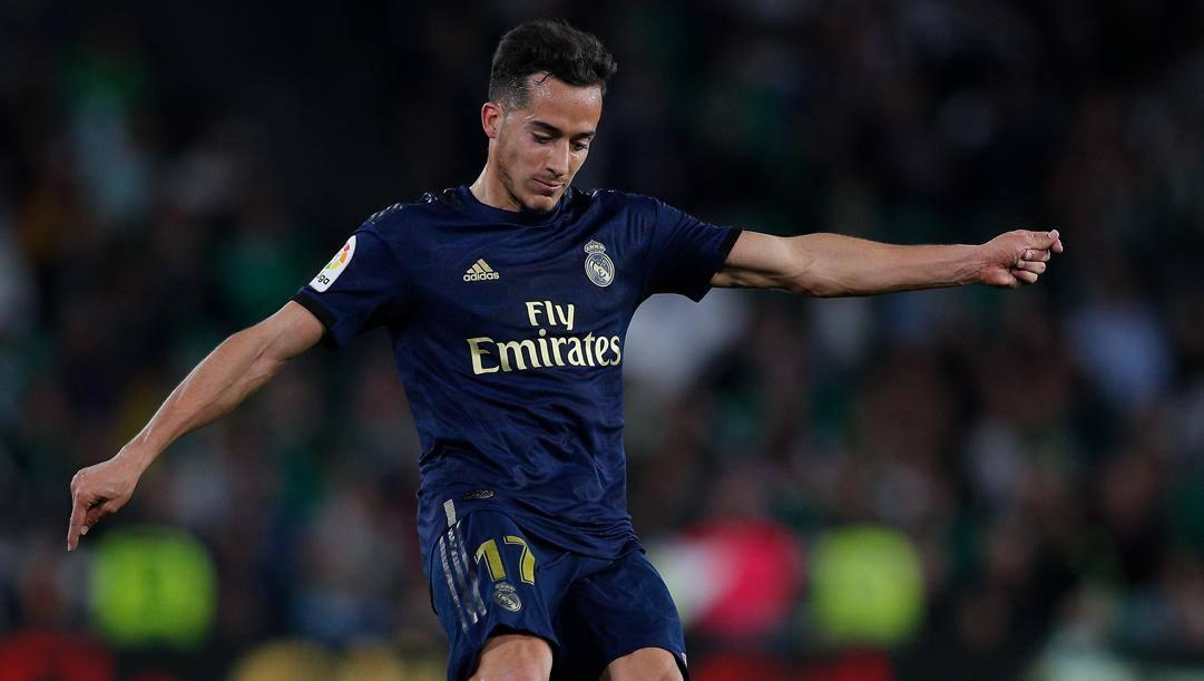 Lucas Vazquez, 28 anni, in maglia Real Madrid. Getty
