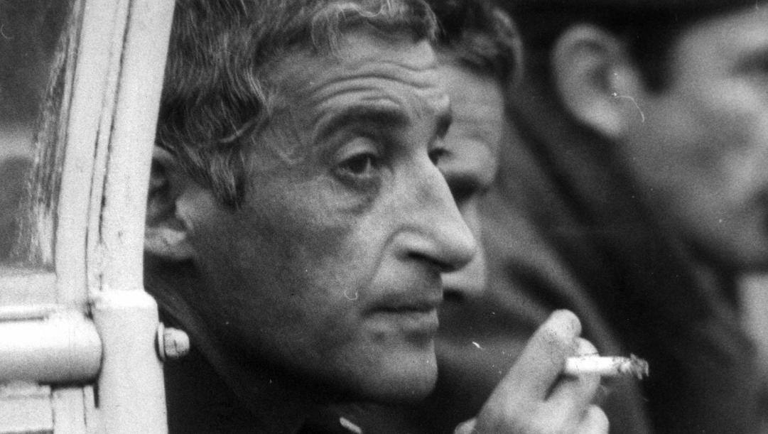 Manlio Scopigno, allenatore del Cagliari campione d'Italia 1970