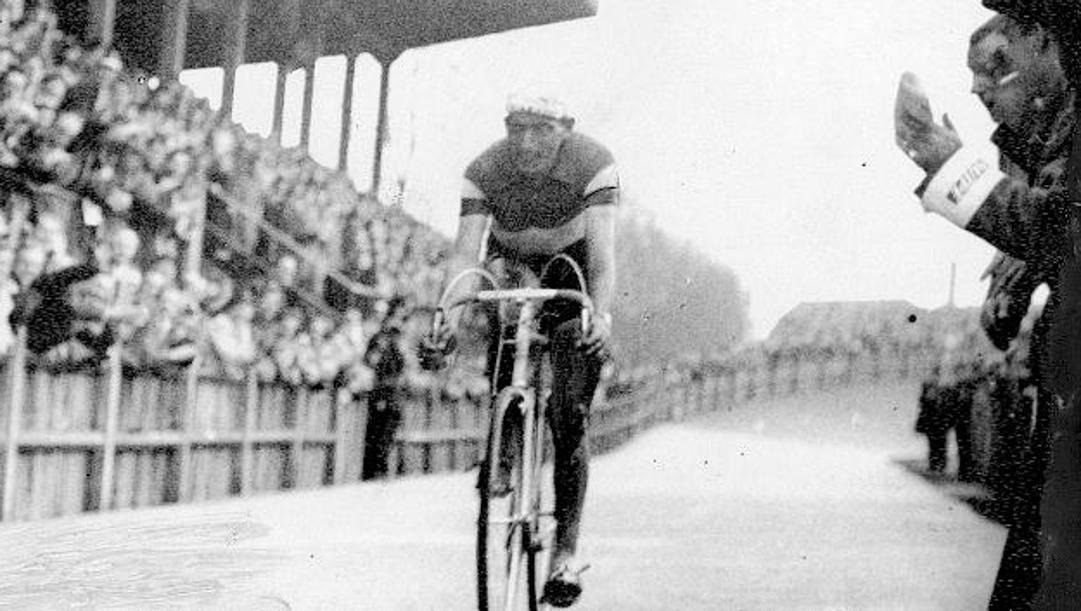 Fausto Coppi alla Parigi-Roubaix