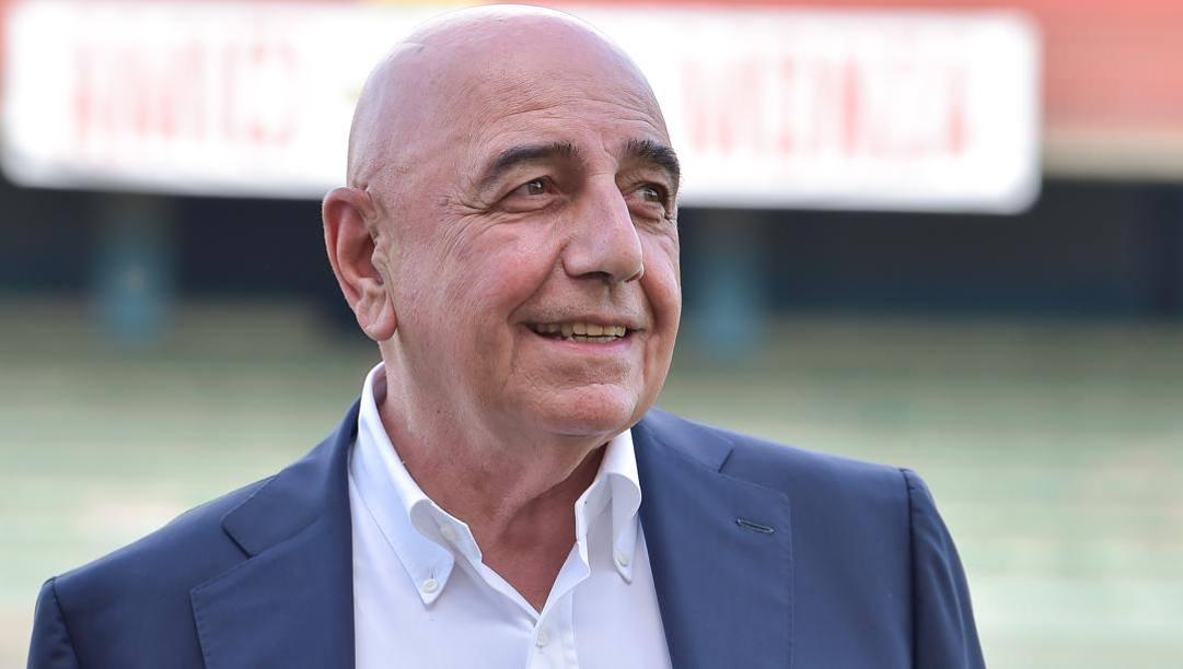 Adriano Galliani, 75 anni. (lapresse)