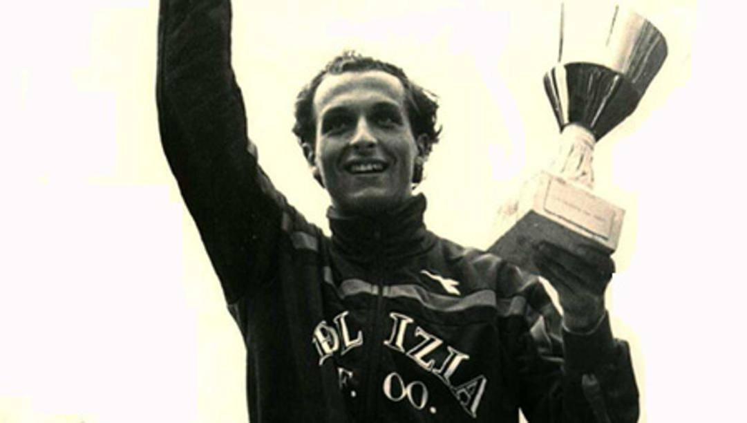 Donato Sabia in una foto del 1984