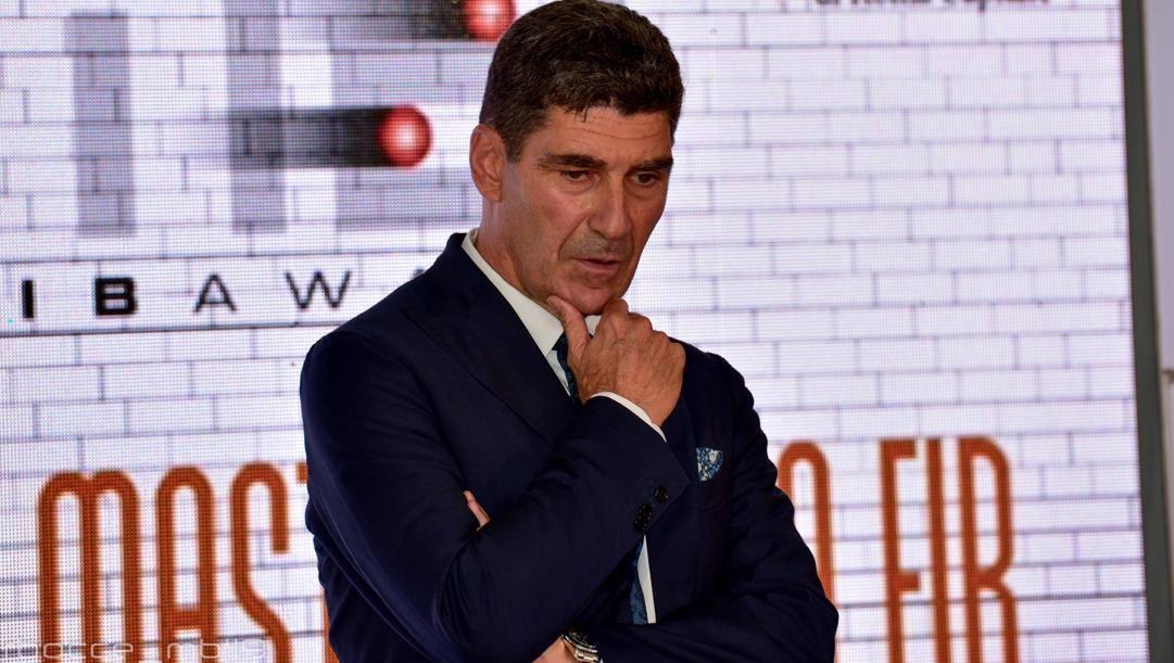 Marco Giunio De Sanctis , presidente Fib