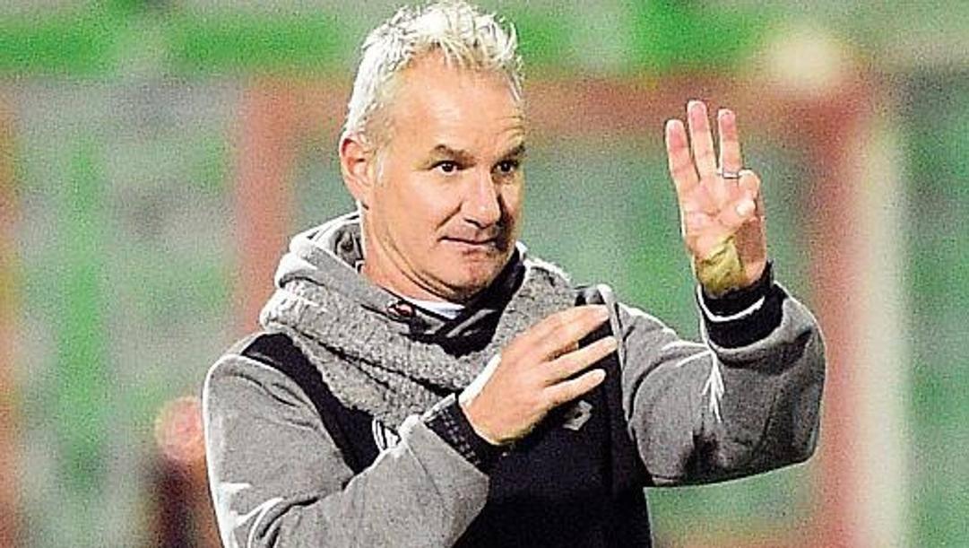Massimo Drago, 49 anni. Lapresse