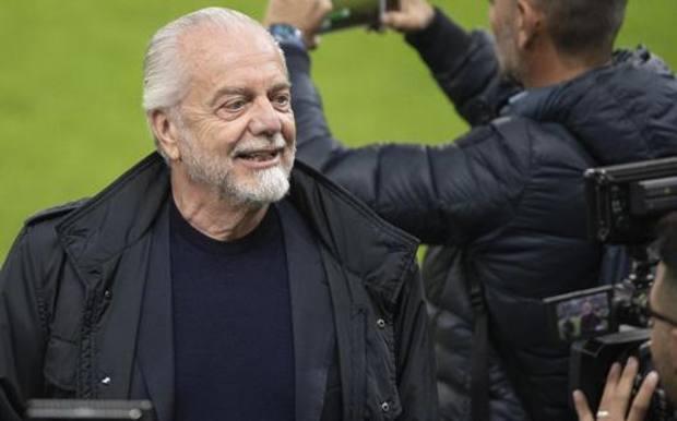 Aurelio De Laurentiis, 70 anni. (Epa)