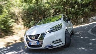 Nissan Micra Dig-T 117 N-Sport: la fotogallery