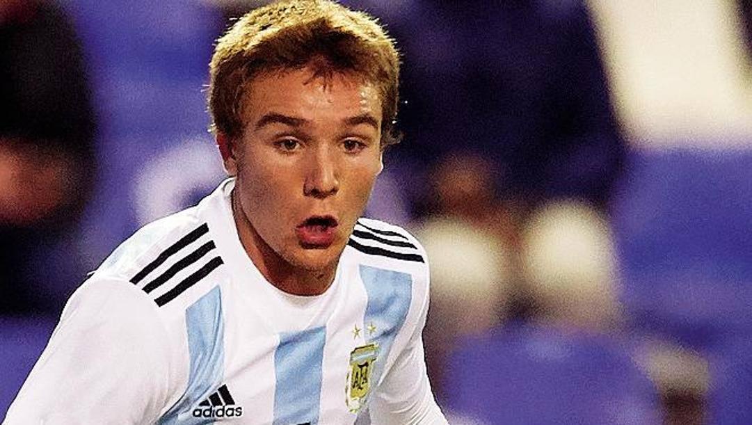 Pedro de la Vega, 19 anni. Afp