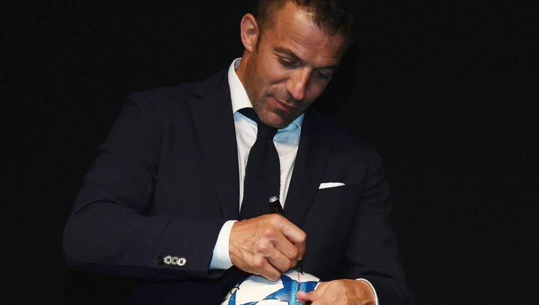 Alessandro Del Piero, 45 anni. Getty