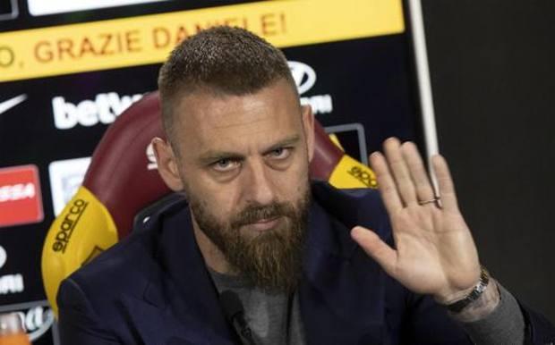 Daniele De Rossi, 36 anni. Ansa