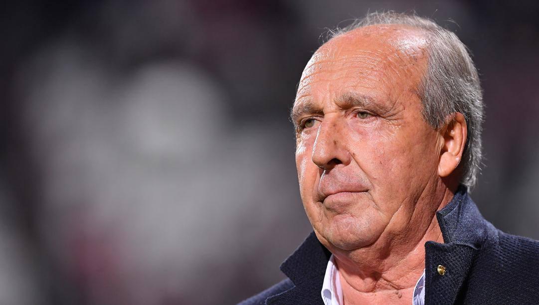 Giampiero Ventura, prima stagione alla Salernitana. Lapresse