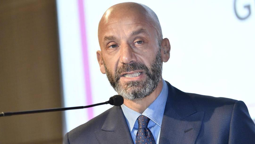Gianluca Vialli, 55 anni. Ansa