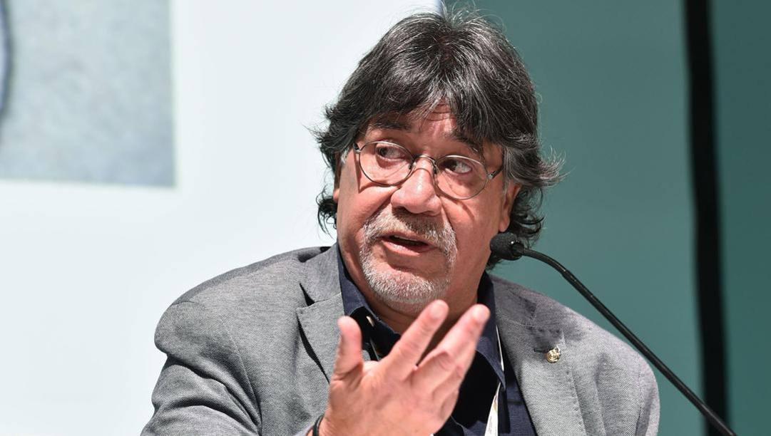 Luis Sepulveda, scomparso a Oviedo dopo essersi ammalato di Covid-19. Ansa