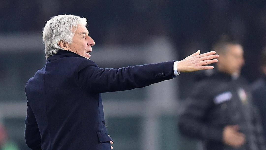 Gian Piero Gasperini, 62 anni. Ansa