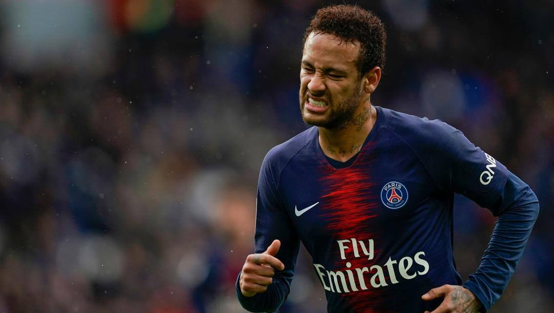 Neymar. Afp