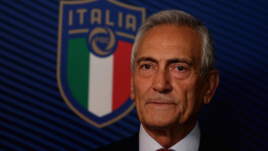 Gabriele Gravina. Getty